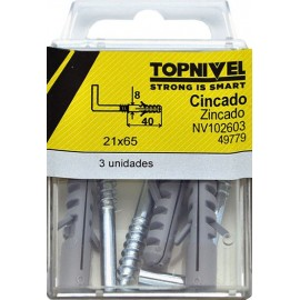 Tapon Cubretornillo Adh 13Mm Roble Cl Nivel 20 Pz