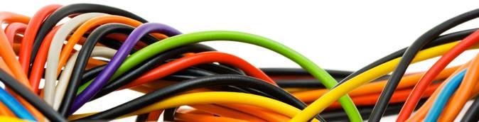 Artículos para electricidad y material eléctrico