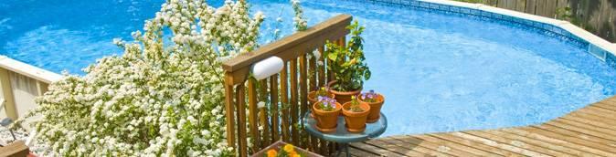 Artículos para jardín y piscinas