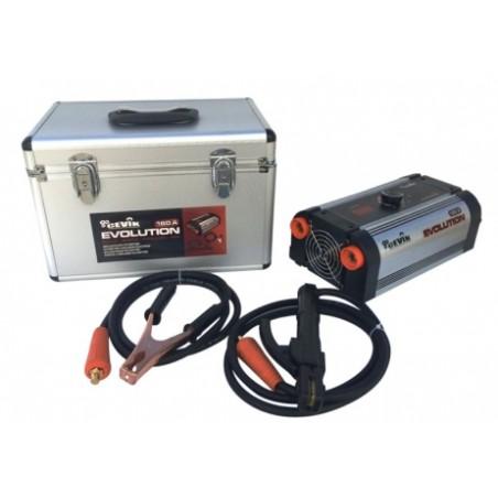 Grupo Soldar Inverter 160Amp/60% 4,0Mm Cevik Evolution 20X