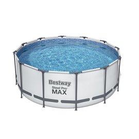 Piscina Pvc Circular 366X122Cm Cartucho 10250Lt