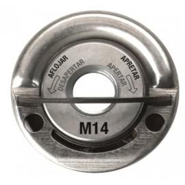 Tuerca Amoladora Tensora 115 / 125 Mm Hasta 1200W Target