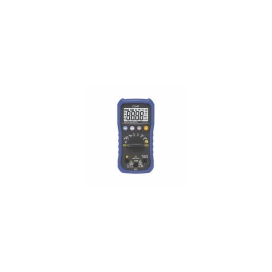 Multimetro Electricista Digital Categoria Iii Coati
