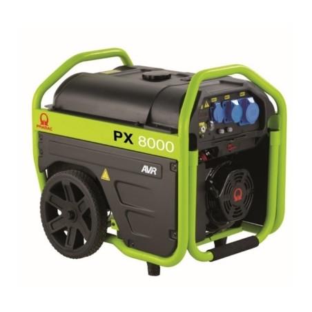 Generador Gasolina Motor Pramac 420Cc 230V 50Hz 6Kva Px8000