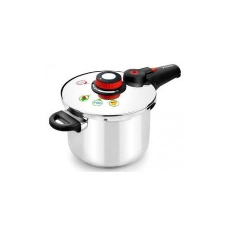 Olla Cocina Presion 9L Super Rapida Inox Selecta Monix