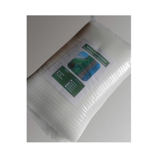 Malla Proteccion Fachada 6X10Mt Hdpe Blanco Seimark