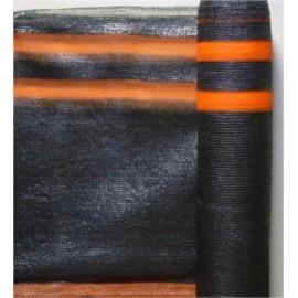 Malla Balizamiento 1,9X3,6Mt Verde/Naranja