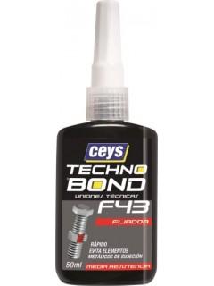Adhesivo Sellador Anaerobico 50 Ml Fijatuer Tecno Bond F43 C