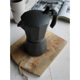 Cafetera Italiana Induccion 9Tazas Aluminio Gr Stone Oroley