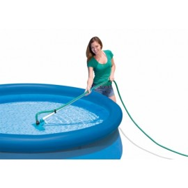 Recogehojas Piscina 239Mt Mango Telescopico Intex Kit Mant.