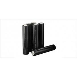 Plastico Embalar 500Mm Bob2,2Kg Film 23 Micras Negro