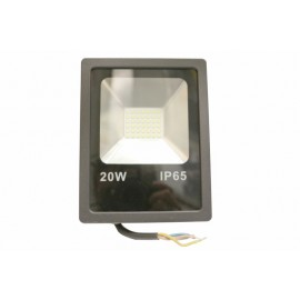 Proyector Led Plano 20W Ip65 1400Lm 6000K