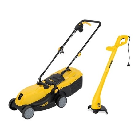 Cortacesped Jardin Electrico 32Cm 1200W Powerplus