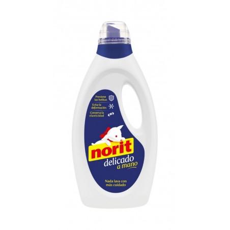 Detergente Limpieza Liquido Lavado A Mano Del. 45 Lav. Norit 1.125 M