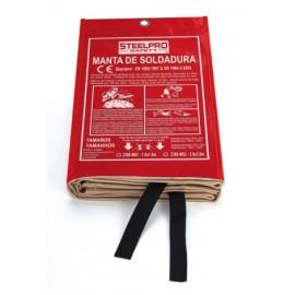 Manta Proteccion 2,00X2,00Mt Soldar Máx 550ºc Steelpro