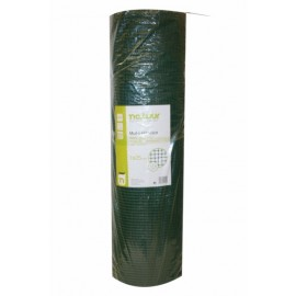 Malla Protecion 1X25Mt Cda Natuur Ver L.M. 9X9Mm