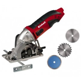 Sierra Circular 400W 23Mm Tc-Cs 860 Kit Mini Bricolage Mal E