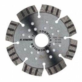 Disco Corte Multimaterial S/T 115X12 Mm Diam Oscar Diamant