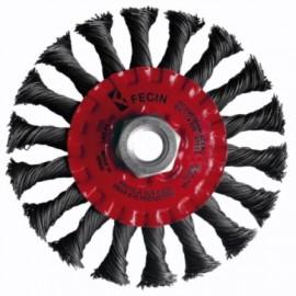 Cepillo Industrial  Plano Amoladora 115Xm14X0,5 Al.Trenz Fecin