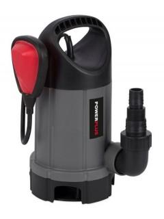 Bomba Agua Sumergible 0750W-13000L/H Suc 7Mt Powerplus