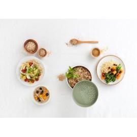 Cocedor Microondas Abs+Silicona Quick Quinoa   Rice Cooker Le