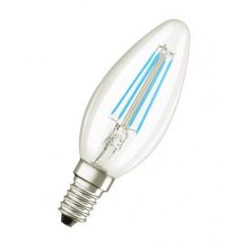 Lampara Iluminacion Led Vela Filamento E14 4W 470Lm 4000K Osram