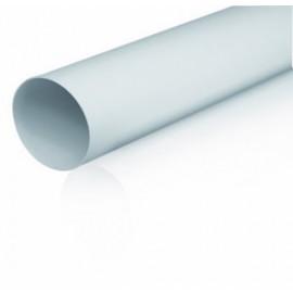 Tubo Extraccion/Aire Rdo 1,5Mtx120Mm Ign/Aut Pvc Bl Sist 120 Tubpla