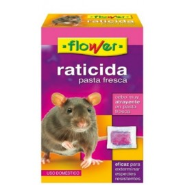 Raticida Cebo Fresco Flower 20601 150 Gr