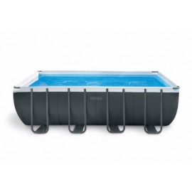 Piscina Pvc Rectangular 549X274X132Cm Aren 17203Lt Ultra Xtr Intex