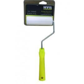 Rodillo Pintar Mini 11 Cm Multiusos Poro 0 Nivel