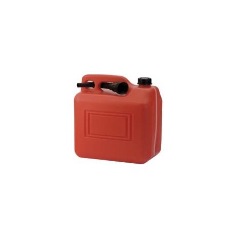 Bidon Trasvase Liquido Carbur. 05Lt Con Embudo Y Asa 1405 Nivel