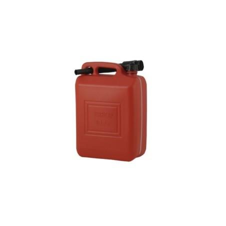 Bidon Trasvase  Carburante 10Lt Con Embudo Y Asa Pl 1410 Nivel