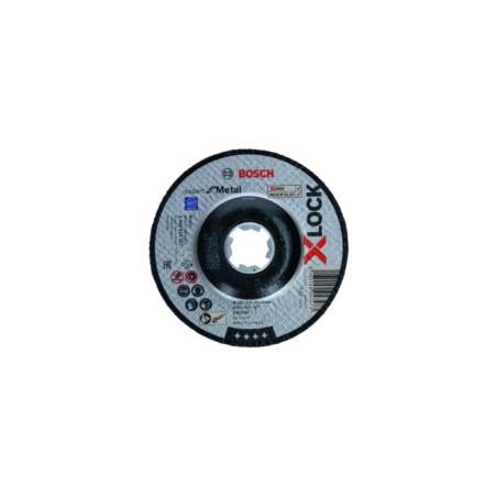 Disco Corte Metal Concavo  125X2,5 Mm X-Lock Expert Bosch
