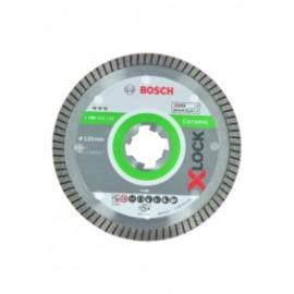Disco Corte Porcelanico  125Mm H 07Mm X-Lock Turbo Diam Ceram