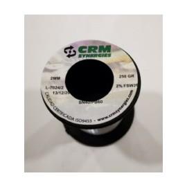 Estaño Soldar Resina 250Gr-2Mm 40%60% Crm