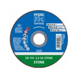 Disco Corte Piedra 115X2,4Mm Sa-Eh 115-2,4 Sg Stone Pferd