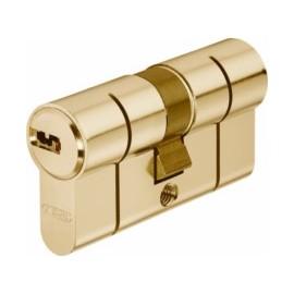 Cilindro Seguridad 40X40Mm Abus Lat Lat D66 Dob.Embr. D66 Mm 40/40