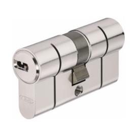 Cilindro Seguridad 40X40Mm Abus Lat Niq D66 Dob.Embr. D66 N 40/40