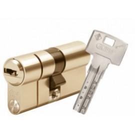 Cilindro Seguridad 30X50Mm Abus Lat Lat Bravus Dob.Embr. B2L410Mx