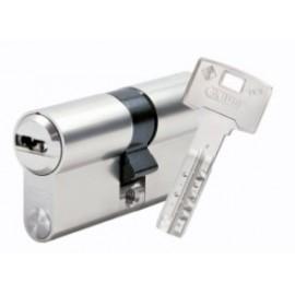 Cilindro Seguridad 30X50Mm Abus Lat Niq Vela Dob.Embr. Ve2L410Mx/4
