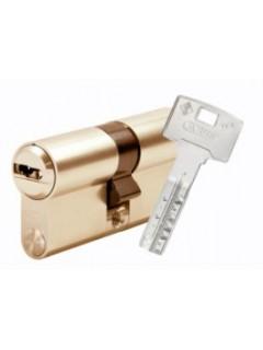 Cilindro Seguridad 30X30Mm Abus Lat Lat Vela Dob.Embr. Ve2L410Mx/6