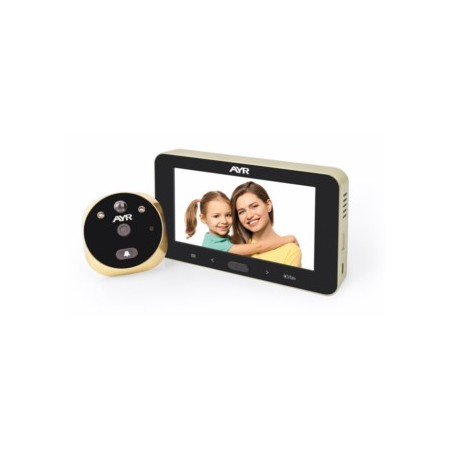 Mirilla Puerta Digital Ayr Lat 759 Hd Face Full Hd 7591 0