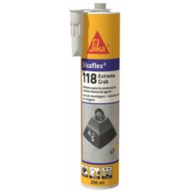 Adhesivo Montaje Agar/Inm 290 Ml Bl Sika Sikaflex-118 Extrem