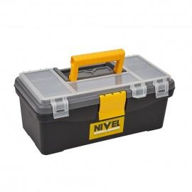 Caja Herramientas 315X175X130Cm Band/Estu Pp Gr/Neg Nivel