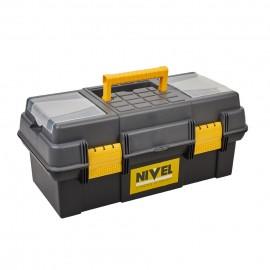 Caja Herramientas 485X245X215Cm Band/Estu Pp Gr/Neg Nivel