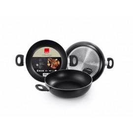 Sarten Cocina Honda 40Cm Con Asa Alu Inducta Ibili 1 Ud