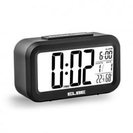 Reloj Despertador Digit. Elbe Ne Rd-668-N 0