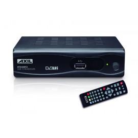 Receptor Tv Tdt T2 Hdmi Euroconector Axil 0