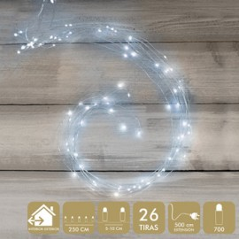 Luz Navidad Best Products Bl Microled 700 Luces