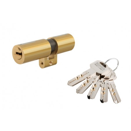 Cilindro Seguridad 33X43Mm Mcm Lat Perfil Suizo Sp:33-43